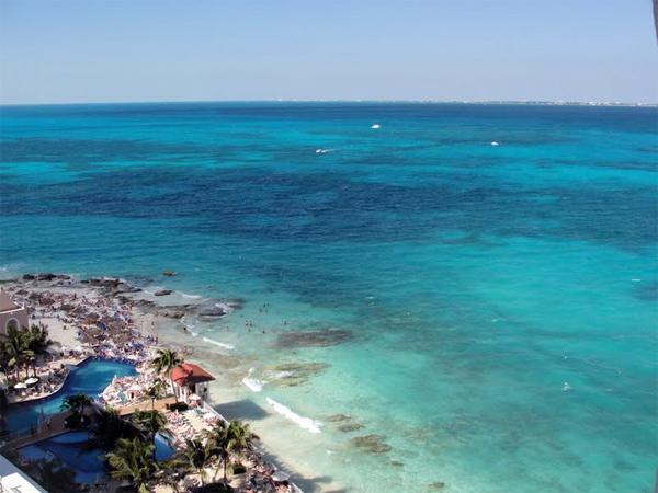 Cancun - México por Patricia Caillot Soares