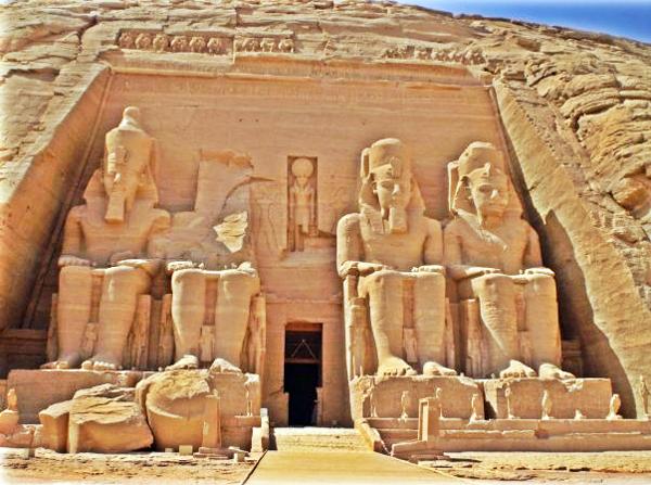 Egipto — Por Deborah G. Ford