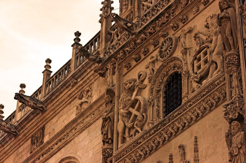 Catedral de Burgos — Espanha Por Carlos Pecuch