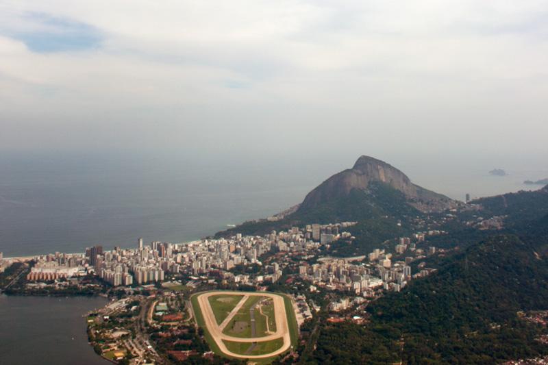 Morro do Cristo — Rio de Janeiro por Carlos Pecuch