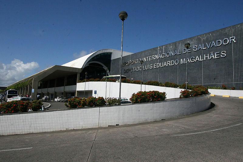 Aeroporto de Salvador recebe Exposcience (Foto: Mila Cordeiro/ AGECOM)