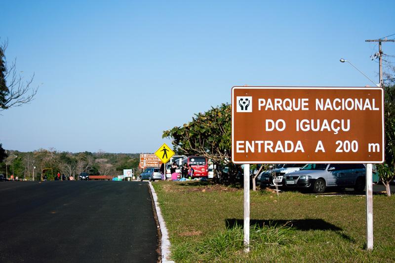 Foz do Iguaçu em dois dias — Avenida das Cataratas