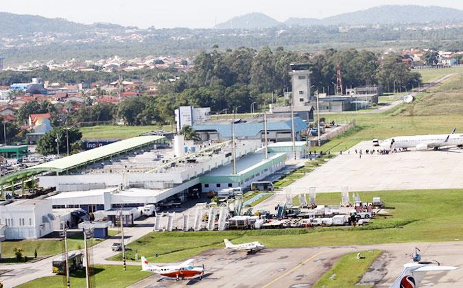 Aeroporto Internacional de Florianópolis
