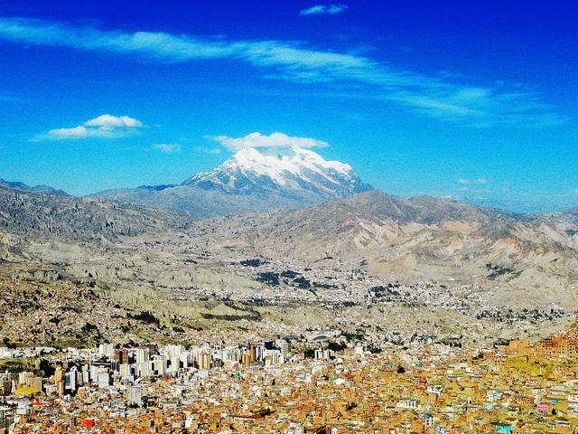 El Alto, La Paz — Bolívia por Cleber de Paula Machado