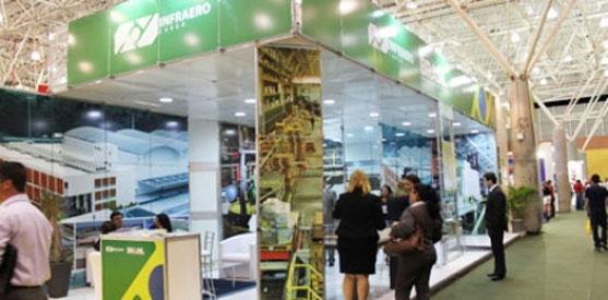 Infraero participa da VI Feira Internacional da Amazônia