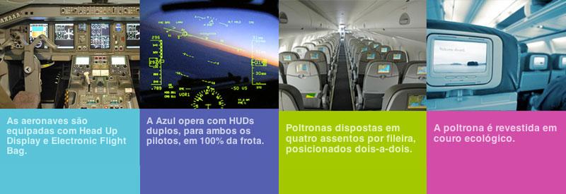 Azul Linhas Aéreas terá voos extras na alta temporada para Aracaju e Natal