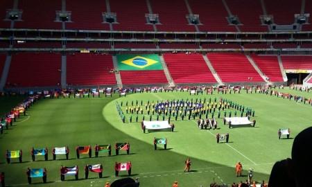 Estádio Nacional de Brasília. Foto: Ascom/MTur