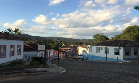 Centro Histórico de Pirenópolis. Foto: Tatiana Alarcon
