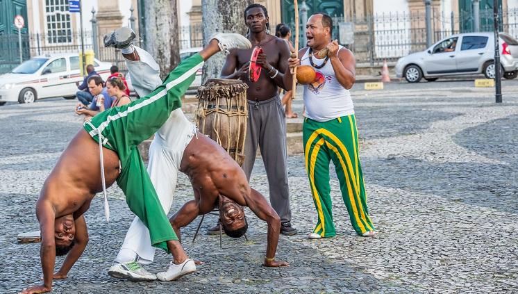Capoeira – Foto: Embratur