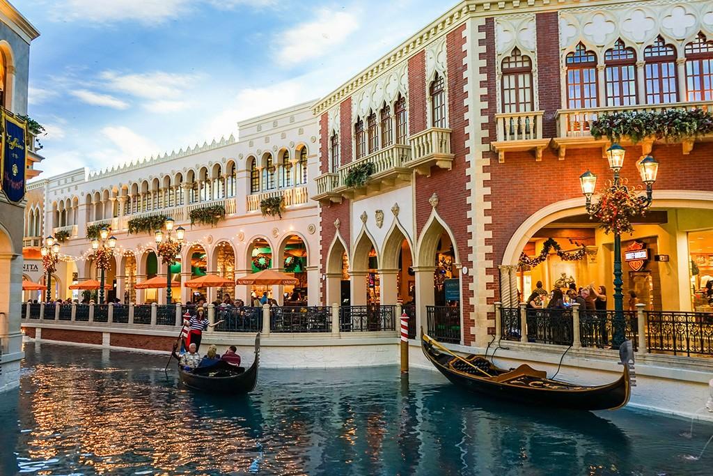Venetian, Las Vegas – Estados Unidos por Michelle Maria