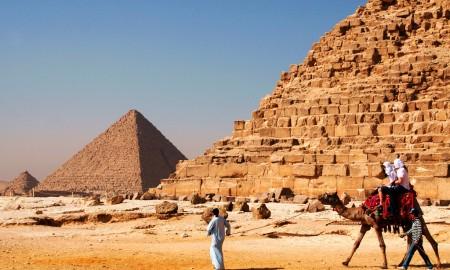 Pirâmide de Quéfren –Egito