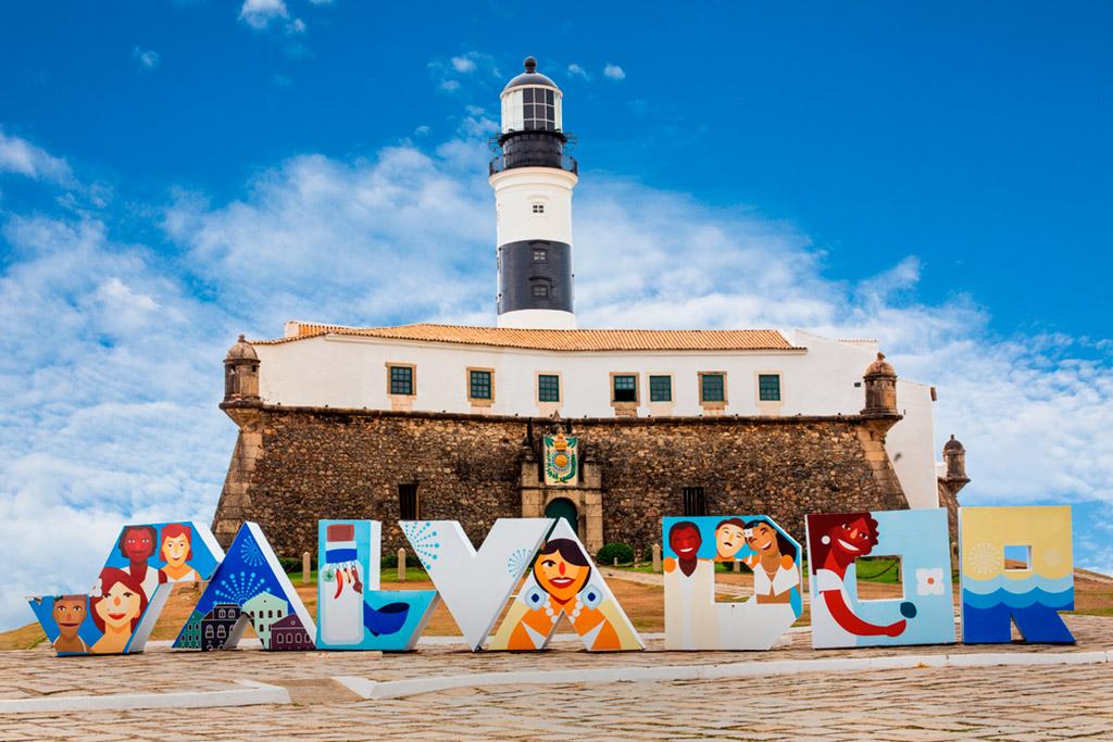 Atrativos históricos Brasileiros considerados Patrimônio Cultural da Humanidade - Salvador, BA