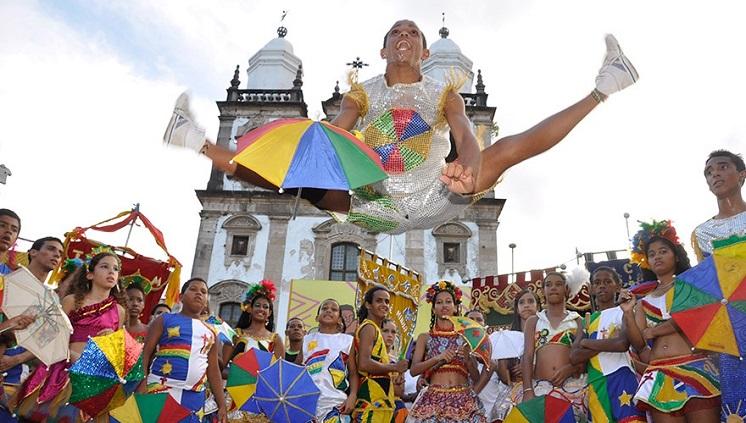 Frevo - Foto: Prefeitura de Recife