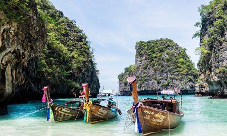 Koh Phi Phi – Tailândia por M. Maria