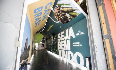 Brasil terá uma das maiores casas durante os Jogos Olímpicos Foto: Allex Neder / Casa Brasil
