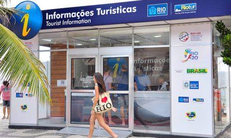 Rio de Janeiro . Centros de Atendimento ao Turista - Foto: RioTur/Alexandre