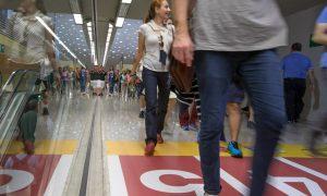 Cresce gastos de estrangeiros no Brasil em março