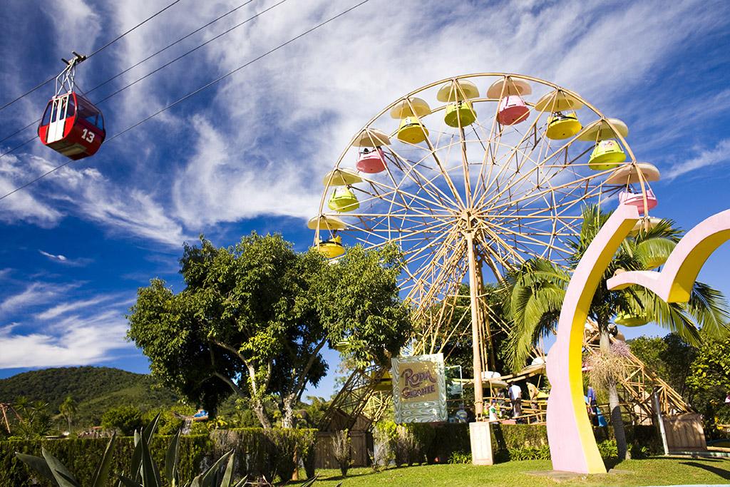 Dia das Crianças – Parque de diversão pode agradar toda a família