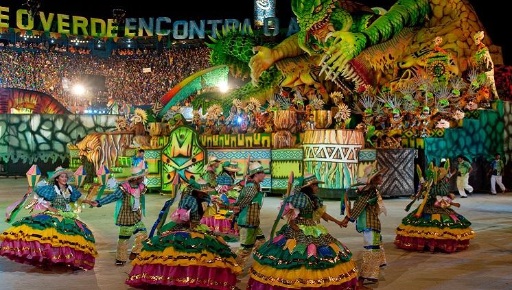 Dia da Amazônia – Festival de Parintins (Foto: David Rego Jr.)