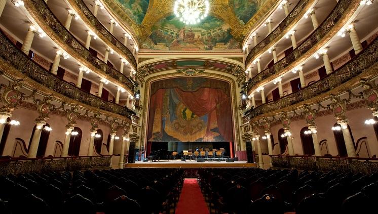 Teatro Amazonas (Foto: Crédito: David Rego Jr.)