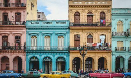 Cidade antiga de Havana – Cuba