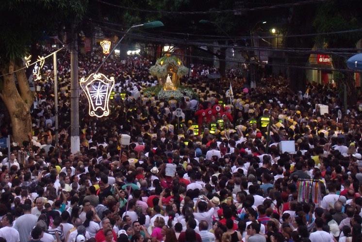 Trasladação. Crédito: Diretoria da Festa de Nazaré de Belém