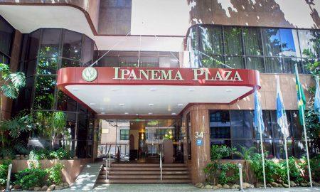 Ipanema Plaza Hotel no Rio de Janeiro aposta no mercado sul-americano - Foto: Divulgação