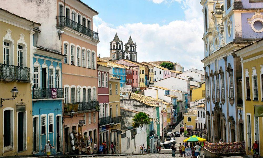 Pelourinho, Salvador – Bahia