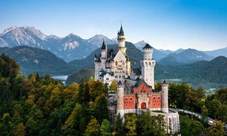 Castelo de Neuschwanstein – Alemanha