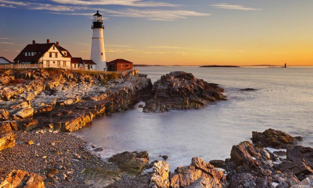 Farol de Portland – Maine