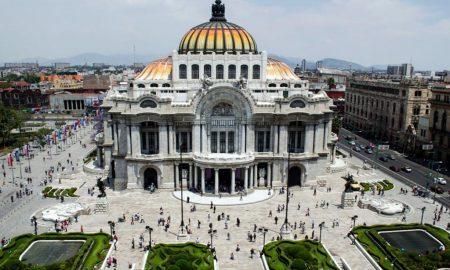 Palacio de Bellas Artes – Cidade do México