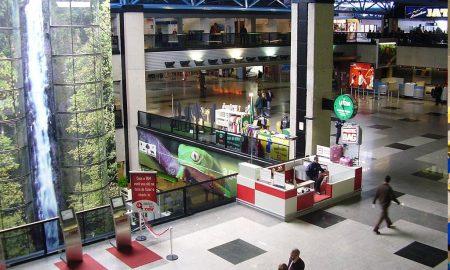 Aeroporto Afonso Pena em Curitiba / Pr