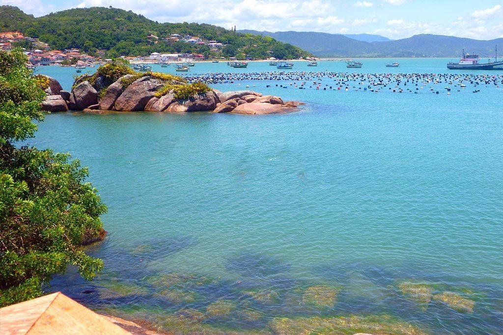 Destinos de luxo no Brasil - Governador Celso Ramos (Santa Catarina)