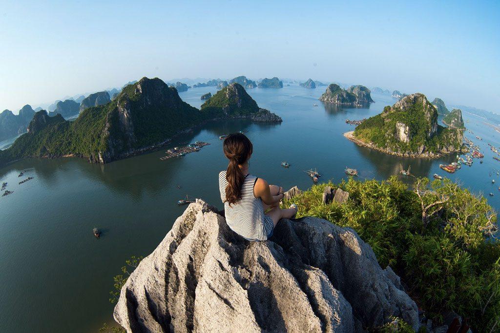 Baía de Ha Long – Vietnã