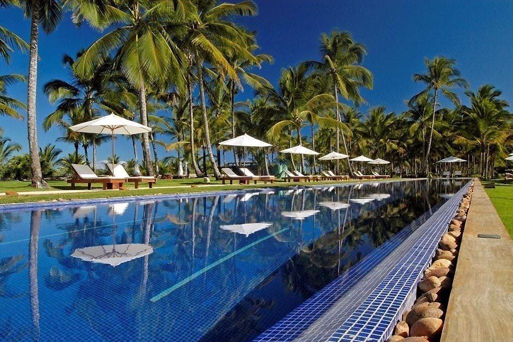 Destinos de luxo no Brasil - Txai Resort Itacaré - Bahia