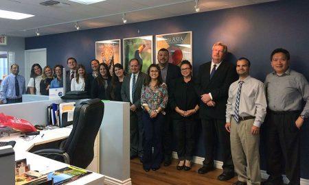 IMEX America – Sales Blitz Rio CVB e SPCVB na operadora americana SITA World Tours