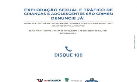 Turismo no combate à exploração sexual de crianças e adolescentes