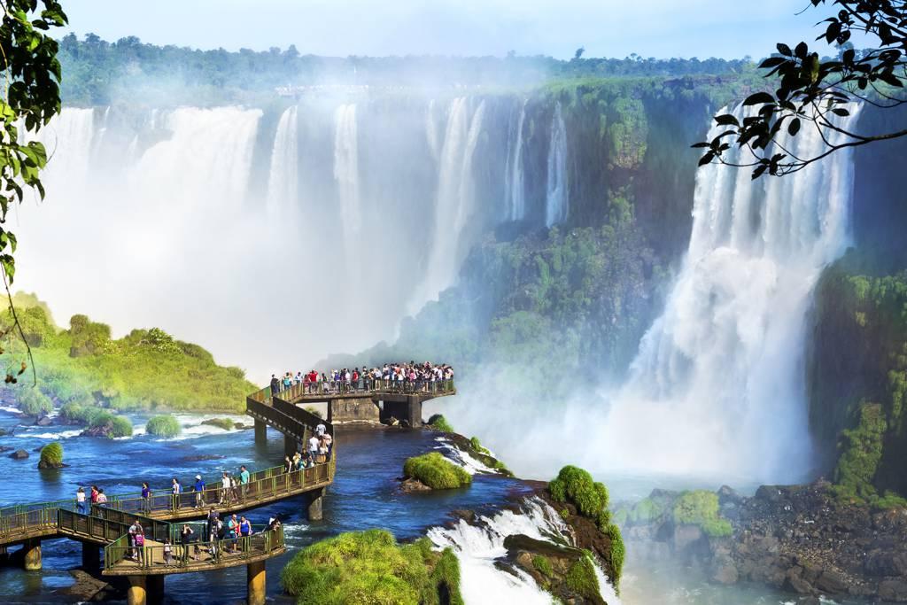 Cataratas do Iguaçu – Brasil