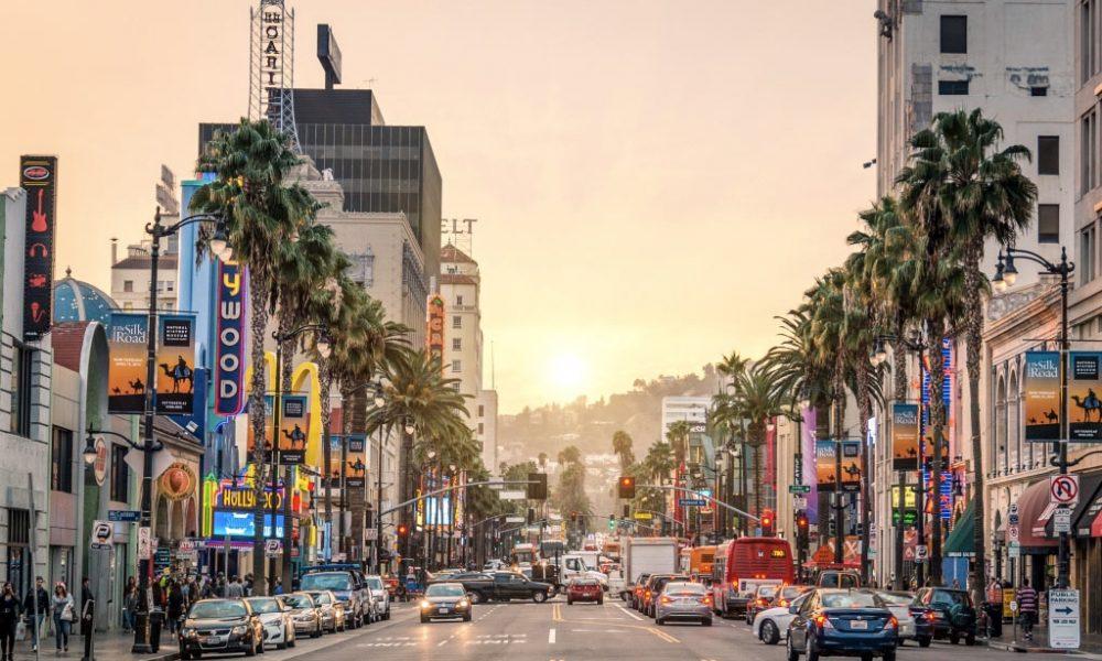 Los Angeles – Hollywood Boulevard
