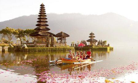 Templo de Ulun Danu – Bali, Indonésia