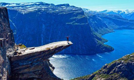 Trolltunga – Noruega