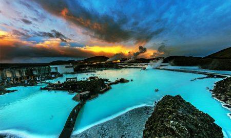Lagoa Azul – Islândia