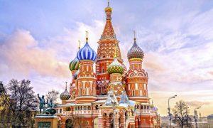 Catedral de São Basílio – Moscou