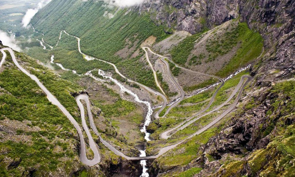 Trollstigen – Noruega