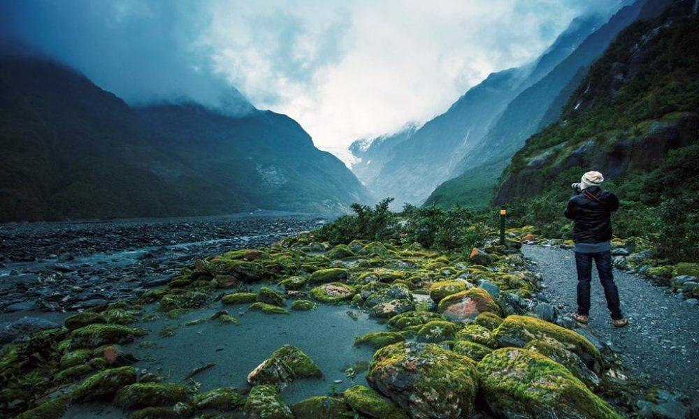 Glaciar Franz Josef – Nova Zelândia
