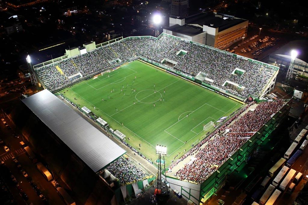 Arena Condá – Chapecó (Foto: Divulgação/Prefeitura de Chapecó)
