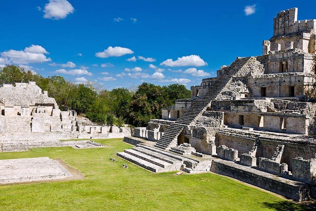 Edzná – México