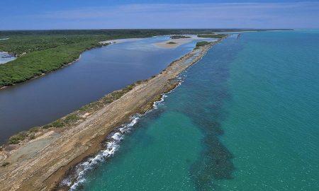 Festival da Lagosta e pesca oceânica do marlin azul agitam o Sul da Bahia - Vila de Santo André (Foto: Cláudia Schembri)