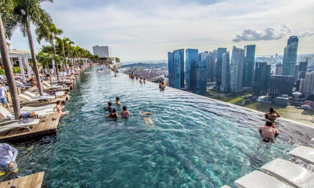 Marina Bay Sands Hotel & Cassino – Singapura