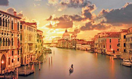 Grande Canal de Veneza – Itália